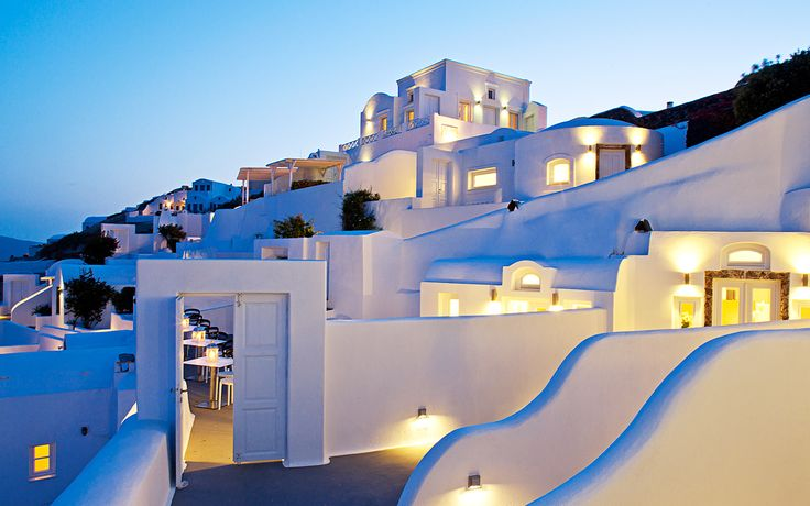 Canaves Oia Resort: Luxury Nestled in Rock - Greece Is