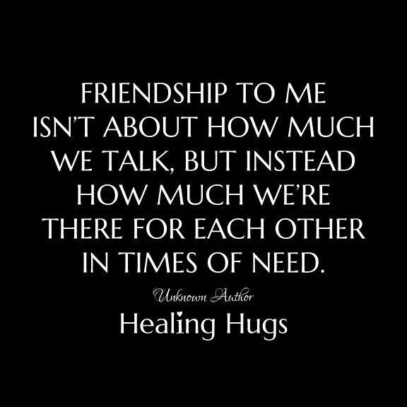 Best friends forever means forever.