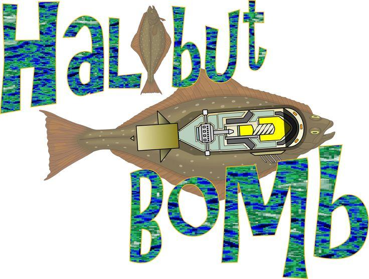 Halibut IED Bomb Alaskan Fishing Device Alaska AK Halibut Fishing