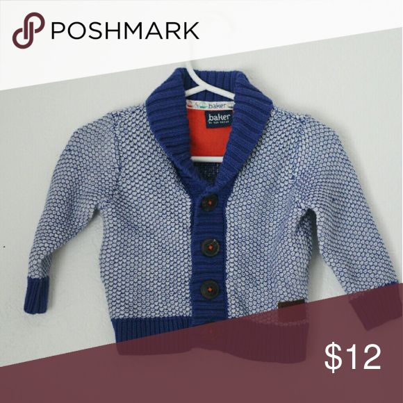 baker by Ted Baker cardigan Only worn once. Baby's first cardigan. 0/3 months. Baker by Ted Baker Shirts & Tops Sweaters