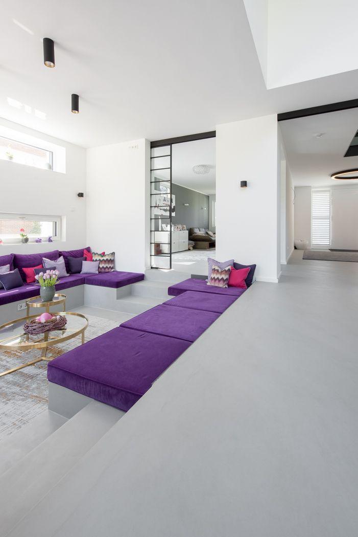 Viel Platz Zum Kuscheln In 2020 Sitzecke Wohnen Design Tapeten