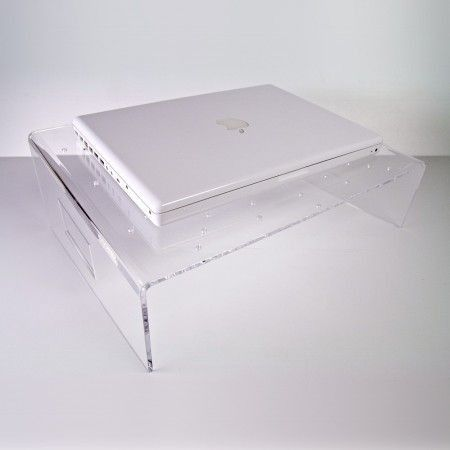 8 best porta pc da letto in plexiglass images on pinterest apple mac gift and laptop stand - Porta pc da letto ...