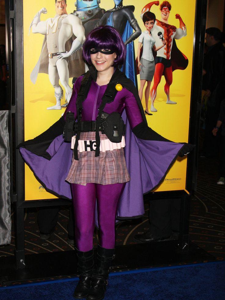 Erin Sanders halloween costume hit girl