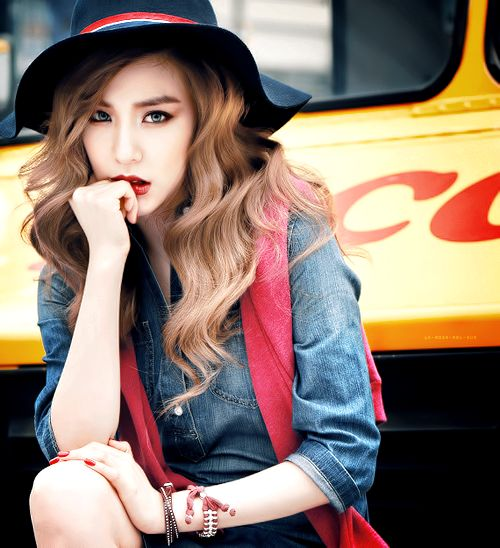 tiffany - girl's generation