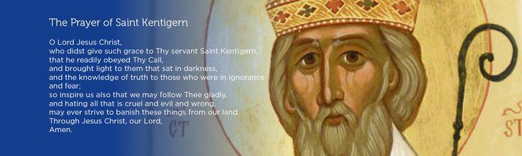 Saint Kentigern - Our Patron Saint