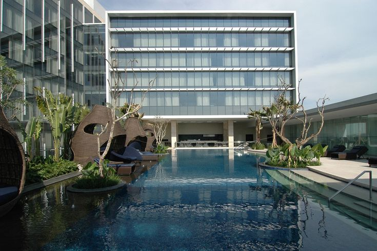 Gallery of Bandung Hilton / WOW Architects | Warner Wong Design - 20