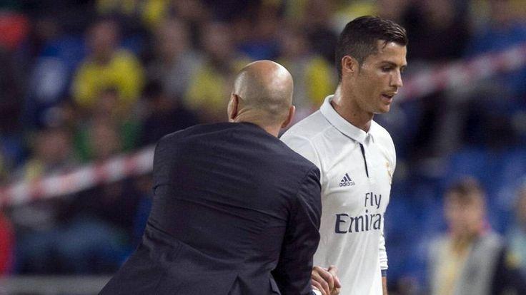 Trost von Mama Dolores: Real patzt und Ronaldo schmollt
