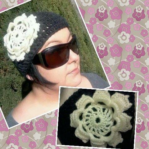 Crochet Leann hat  @itstitts