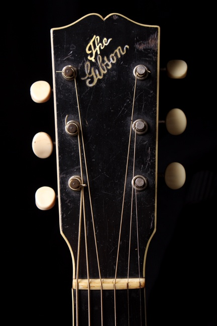 Norman's Rare Guitars :: Guitars :: Gibson :: Acoustic Arch Tops :: Gibson 1918 L-4 Arch Top