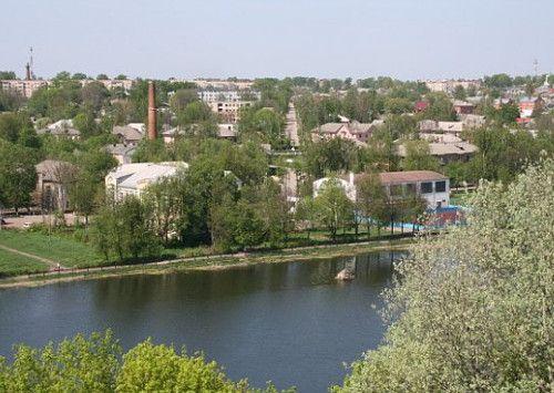 Памятники Богородицка
