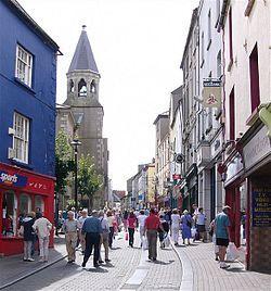 Main Street, Wexford, County Wexford, Ireland