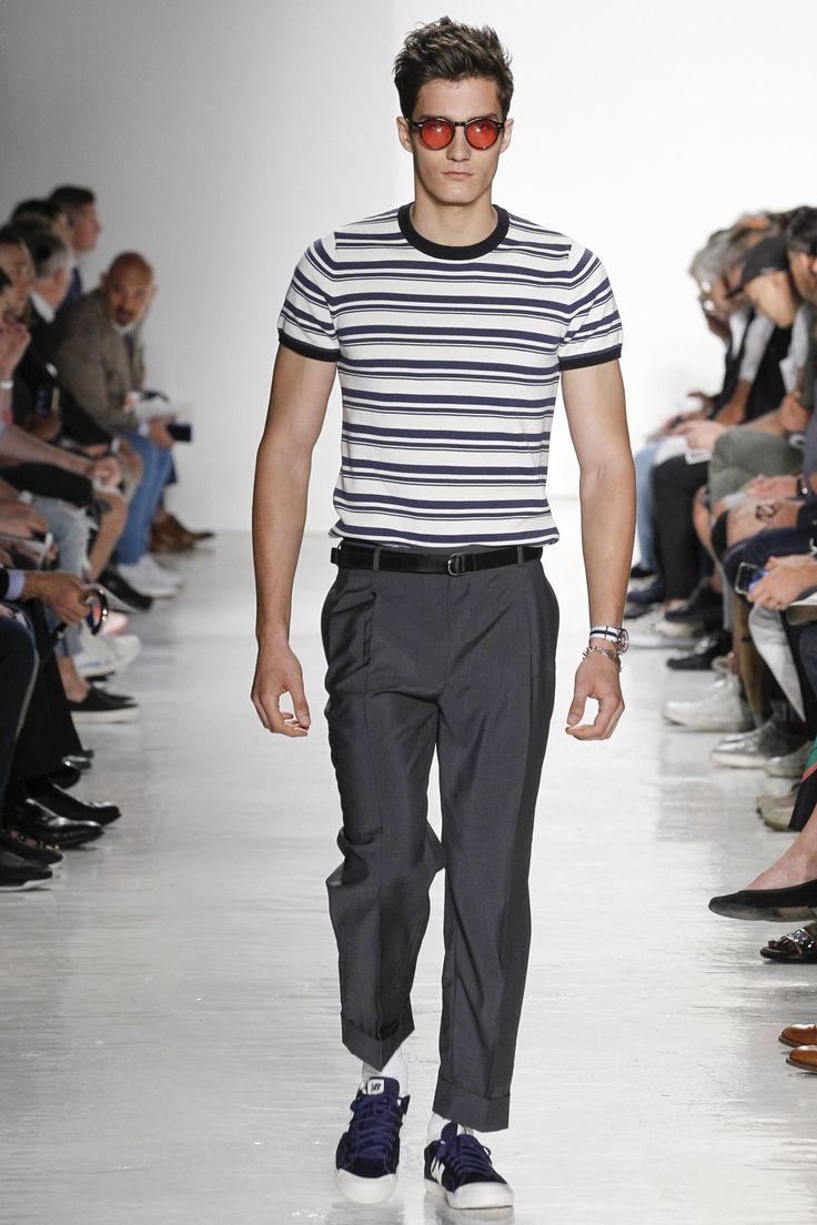( Stripes ) Todd Snyder Spring/Summer 2017 Menswear Collection   British Vogue