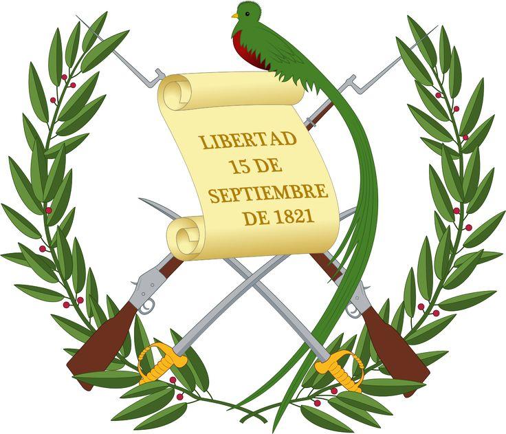 Escudo de Guatemala - Wikipedia, la enciclopedia libre