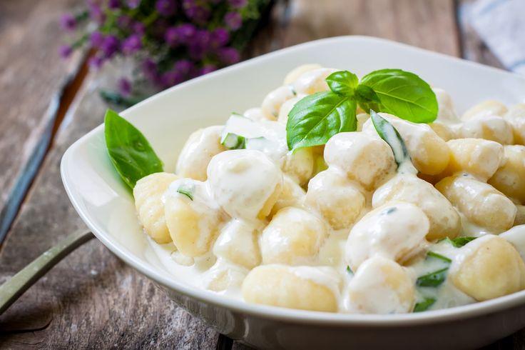 Egy finom Sajtos gnocchi ebédre vagy vacsorára? Sajtos gnocchi Receptek a Mindmegette.hu Recept gyűjteményében!