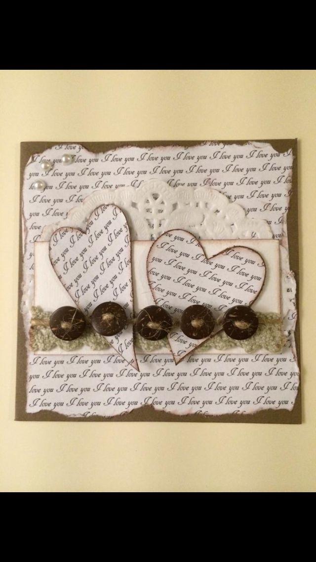 Card, by Melina Dahl