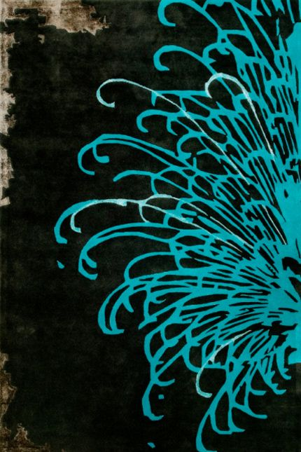 Akira Isogawa rug collaboration with Designer Rugs