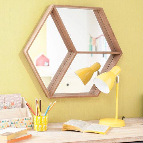 25 best ideas about miroir hexagonal on pinterest for Miroir hexagonal cuivre