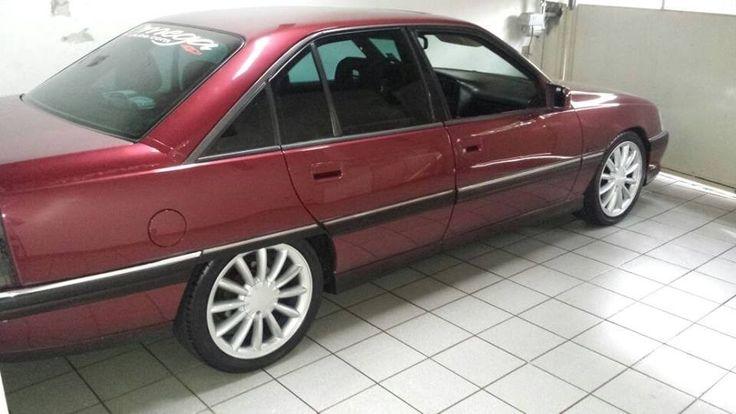 Chevrolet Omega 4.1 Sfi Cd 12v Gasolina 4p Manual 1996 - Ano 1996 - 150550 km - no MercadoLivre