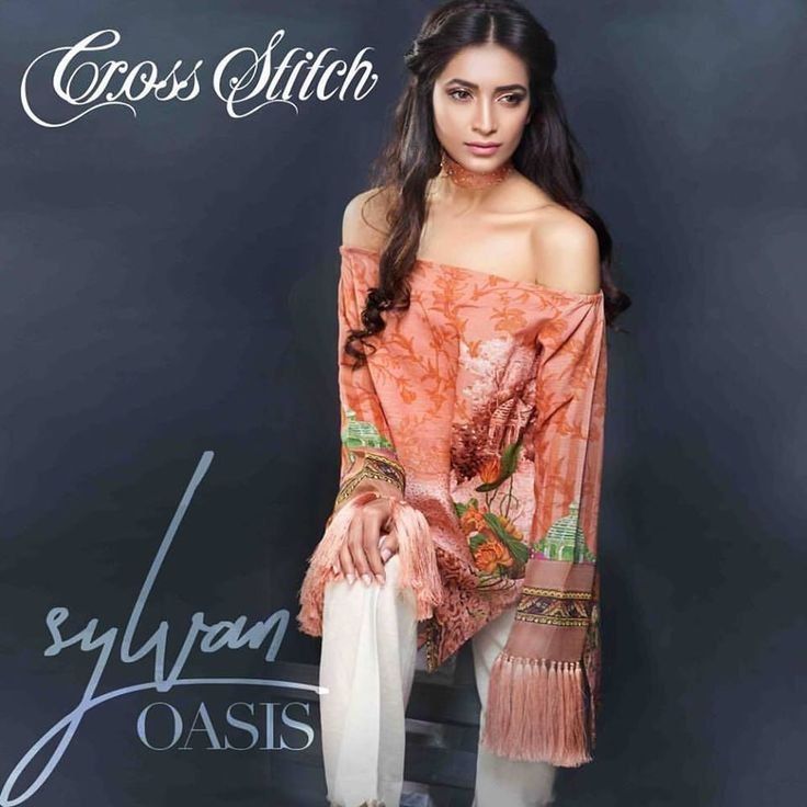 Looking for Cross Stitch winter collection 2016-2017? Stop right here because we bring it for you. Well, Pakistani fashion lovers and glamourpk fans are really conscious about the latest Pakistani winter dresses. They are looking for the new dresses with latest fashion trend.    There are many Pakistani fashion designers and brands who are updating their new collections for new season. It was lawn, lawn and lawn during the previous season. It was summer. But now its time for linen, chiffon…