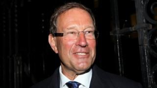 Trinity Mirror buys Express newspaper from Richard Desmond       9 February 2018                            Image copyright                  Reuters             Image caption                                      Richard Desmond is chairman of Northern and Shell                               The...