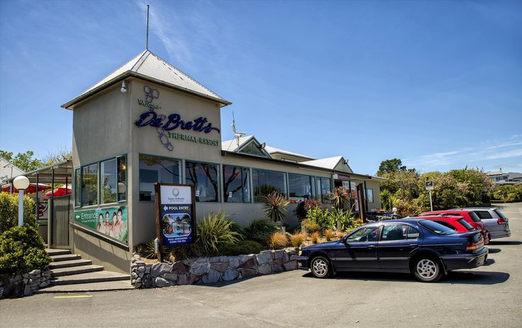 Accommodation Reception at Taupo DeBretts Spa Resort