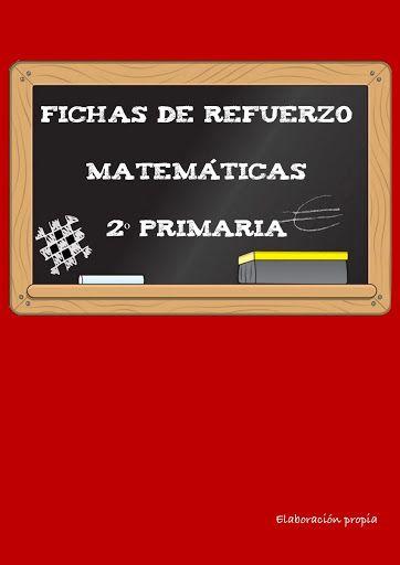 FICHAS REFUERZO MATEMÁTICAS 2º PRIMARIA - Mi maestra Karen - Álbumes web de Picasa