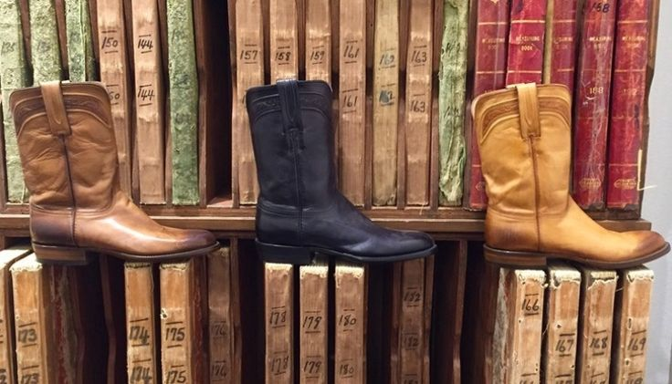 What Are Roper Boots: Stepping into the history of the roper boot
