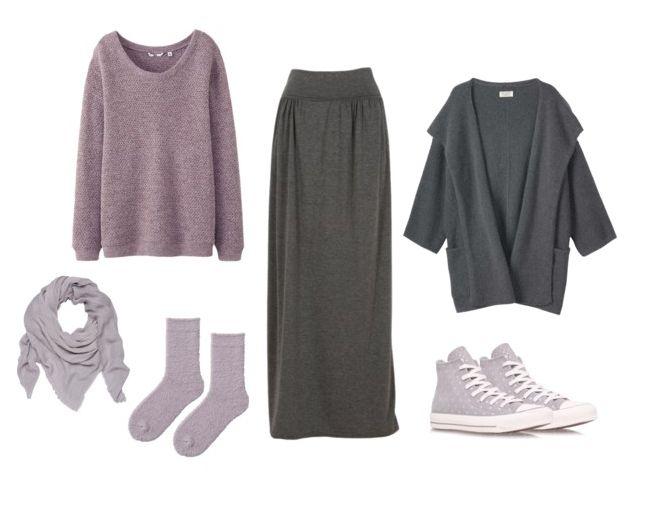 L'hiver en hijab : des tenues mastoura, chaudes et confortables - Imane Magazine