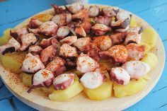 Como hacer pulpo a la gallega www.cocinandoentreolivos.com (15)