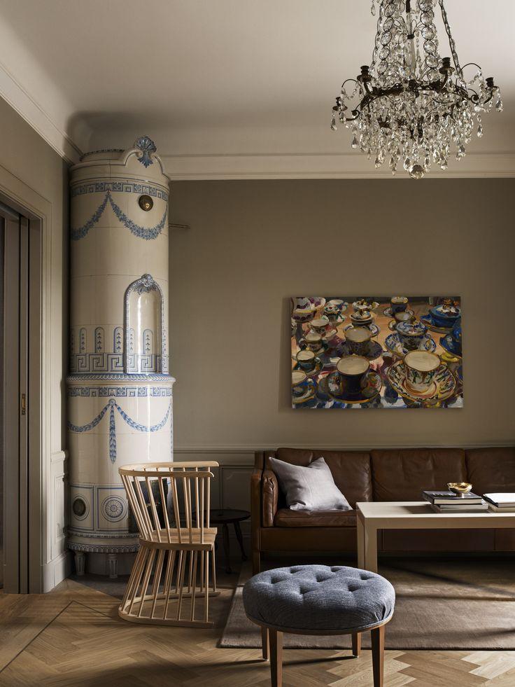 Ett Hem, Stockholm, designed by Ilse Crawford