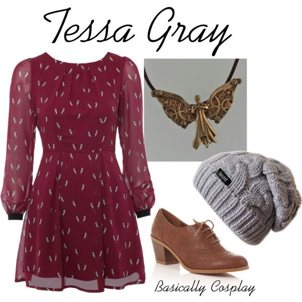 """Tessa Gray - Infernal Devices"" by victorialives on Polyvore"
