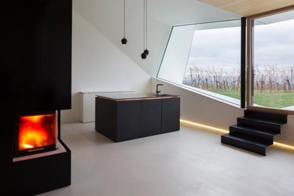 Galerie k příspěvku: Vinařství Stroblkeller | Architektura a design | ADG