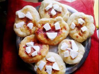 lericettediziasara: pizzette da aperitivo (aperitive pizzetta)