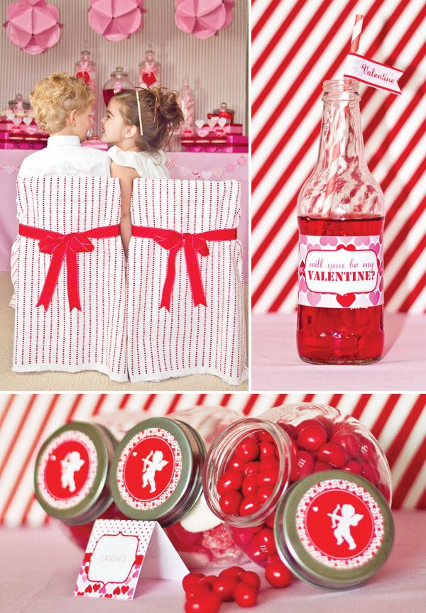 I Heart Valentine's Day {& This Party Theme!} // Hostess with the Mostess®