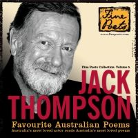 Australian Poetry read by Jack Thompson - includes Banjo Patterson CD and Henry Lawson (Roaring days) and Lawson's short stories including The Loaded Dog