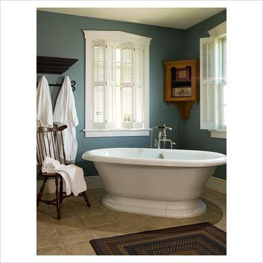 204 best images about mobile home makeover on pinterest for Colonial bathroom ideas