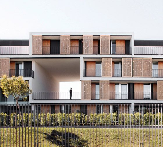 Milanofiori Residential Complex de OBR Open Building Research | Immeubles                                                                                                                                                                                 Plus