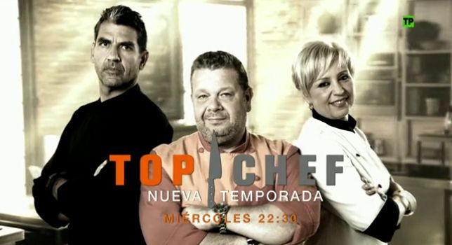 Top Chef España 2015: On fire