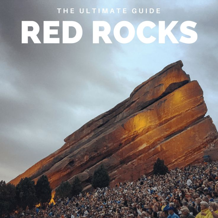Everything you need to know to plan your first trip to Red Rock Amphitheater in Colorado