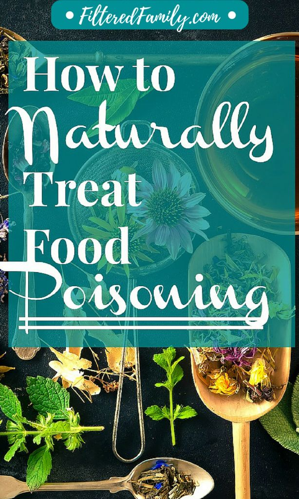 Food poisoning can be really dangerous or at least really uncomfortable! I love these tips to treat food poisoning naturally. The best part, they REALLY work! -- How to Naturally Treat Food Poisoning | via FilteredFamily.com