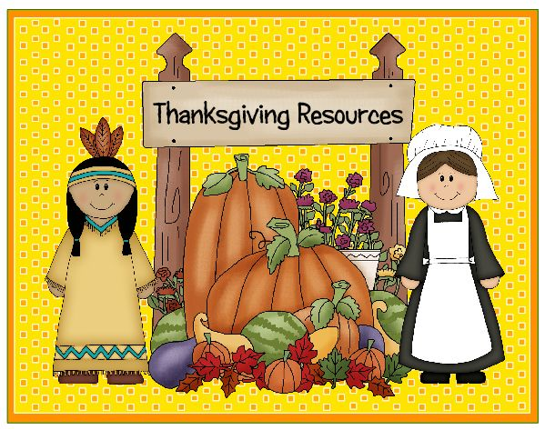 If you're looking for Thanksgiving printables, activities, crafts, poems or any other type of resource to add to your Thanksgiving lessons and celebrations make sure you check out my  Thanksgiving LiveBinder. I'm tellin' ya…it's jammed packed!