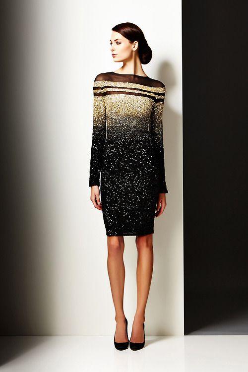 Fashionable dresses for women's autumn-winter 2014-2015 #dresses #dressesforwomen