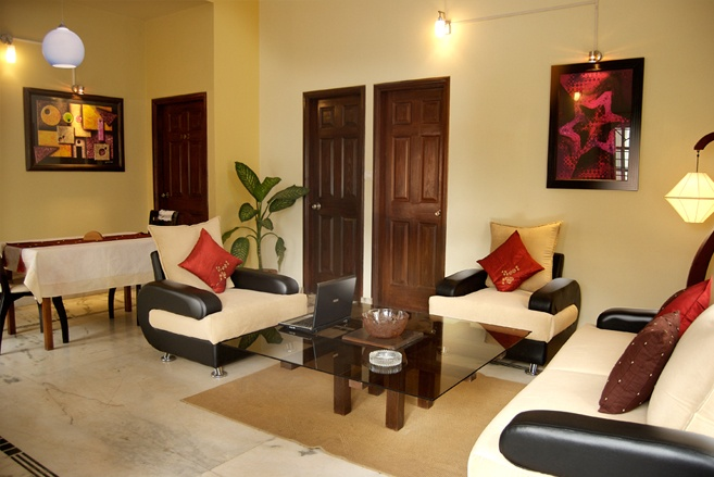 Hotel Apartment in Bangalore