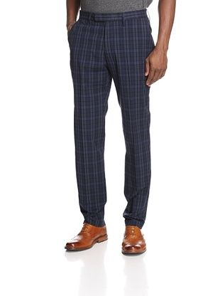Todd Snyder Men's Plaid Trouser