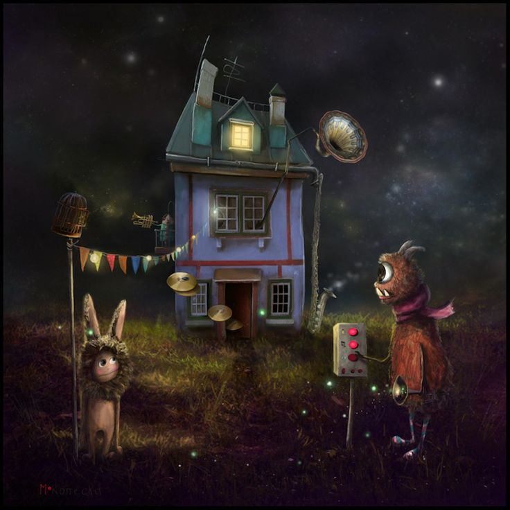 'Unhaunted House' ; www.matyldakonecka.com