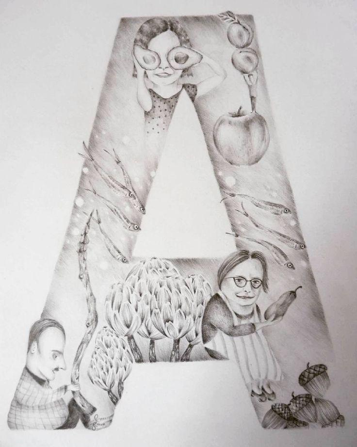 La A. Maria Velat Illustration.