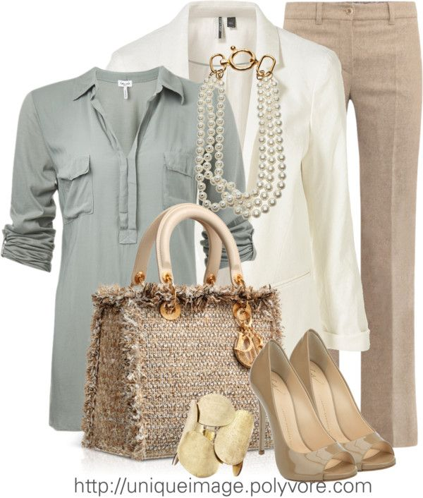 Work Outfit: Women Fashion, Dreams Closet, Color, Workoutfit, Work Outfit, Offices Wear, Business Casual, Bags, Work Attire