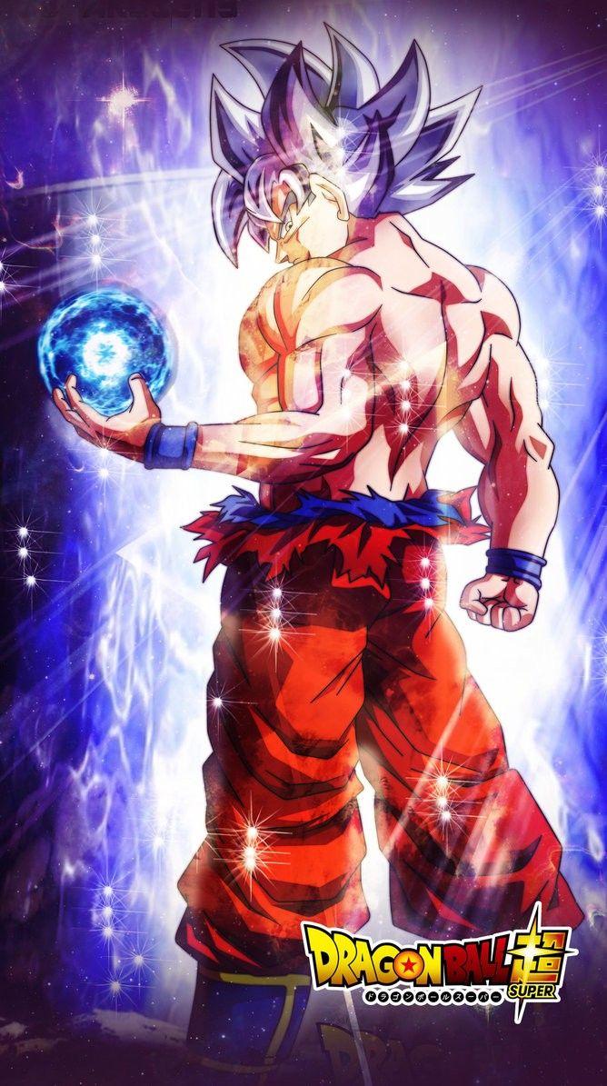 Goku Migatte No Gokui Perfect Dragon Ball Super Manga Anime Dragon Ball Super Dragon Ball Super Goku