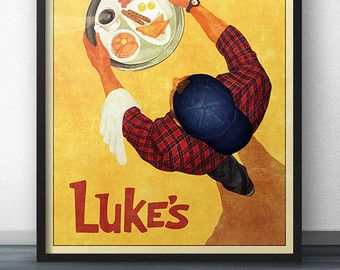 In Omnia Paratus Poster Vintage Retro Style by WindowShopGal