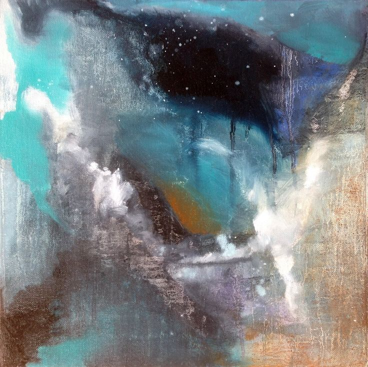"""""""Galaxy 1"""" by Amanda Hunt. Paintings for Sale. Bluethumb - Online Art Gallery"""